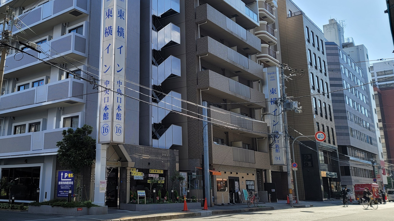 東横イン 新大阪中央口 本館◆楽天トラベル