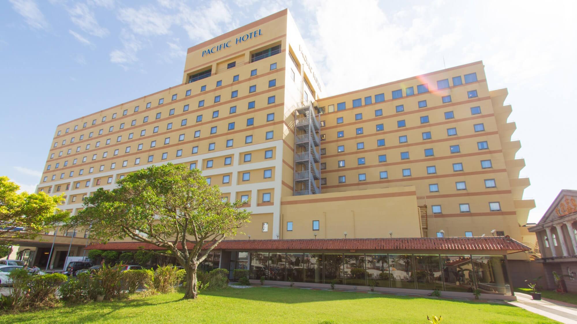 パシフィック ホテル 沖縄◆楽天トラベル