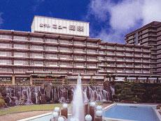 鬼怒川ホテルニュー岡部(名湯予約センター提供)