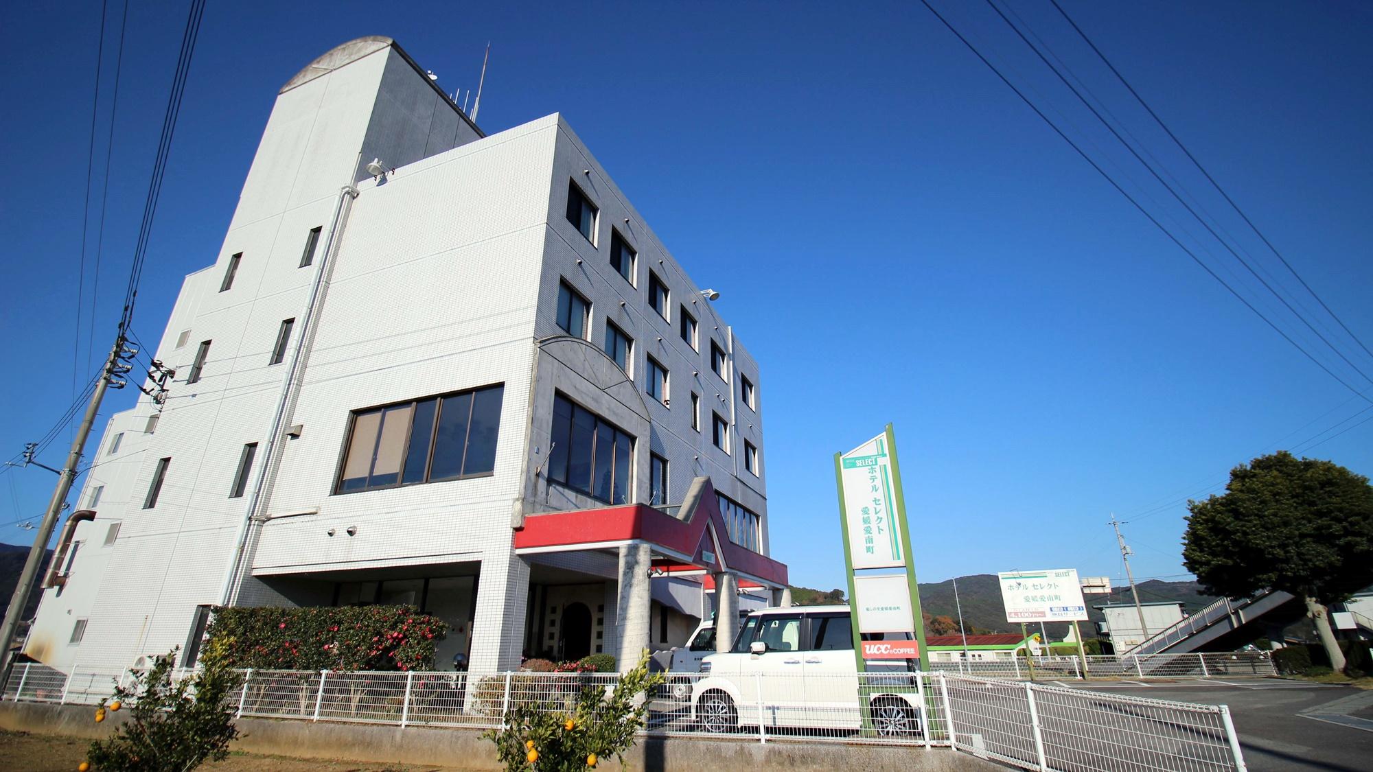 ホテル セレクト 愛媛愛南町◆楽天トラベル