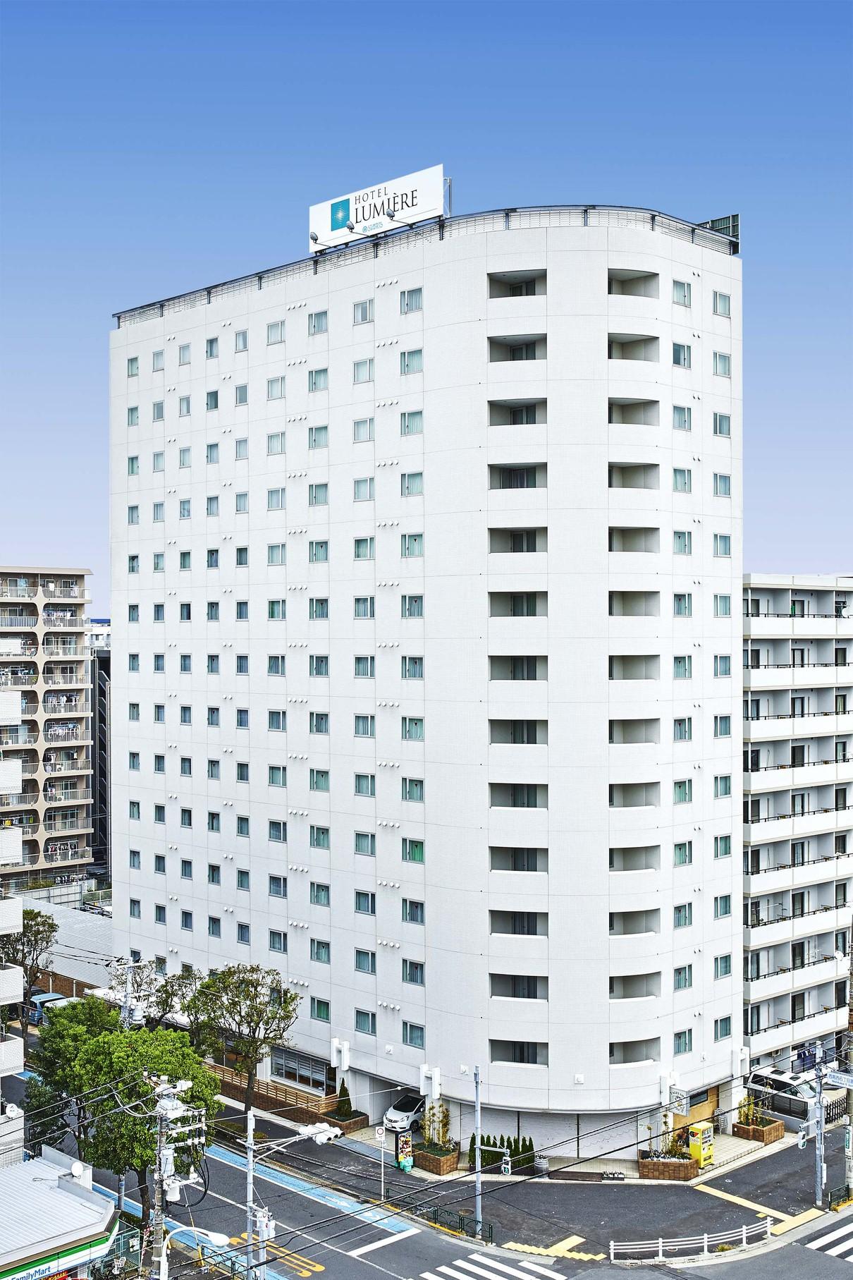 ホテル ルミエール西葛西