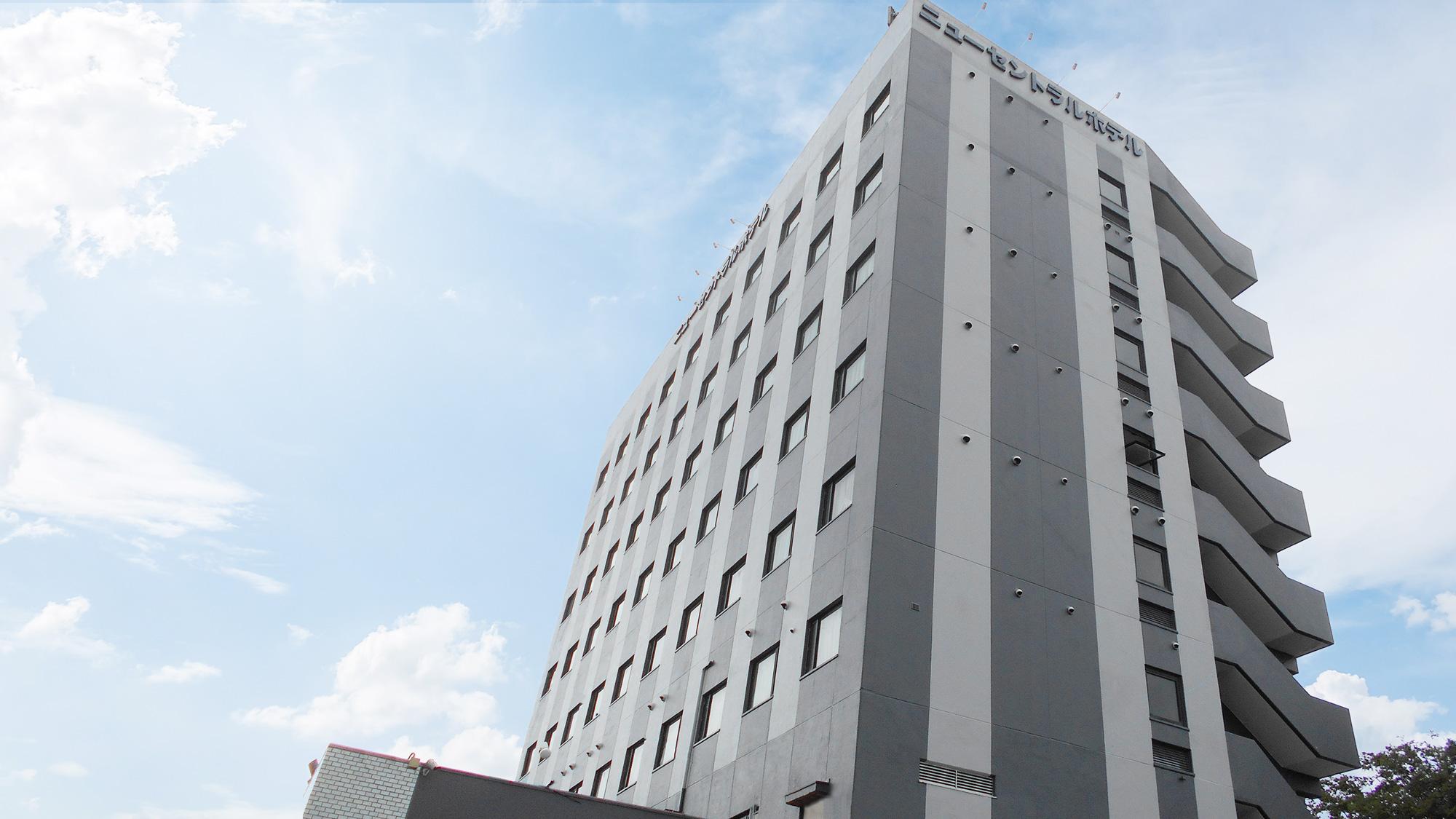 ニュー セントラル ホテル 勝田◆楽天トラベル