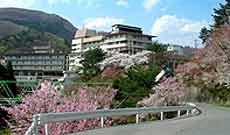 志戸平温泉 ホテル志戸平・花翔館(農協観光提供)