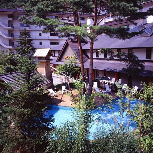 湯西川温泉 夢語りの館 伴久ホテル