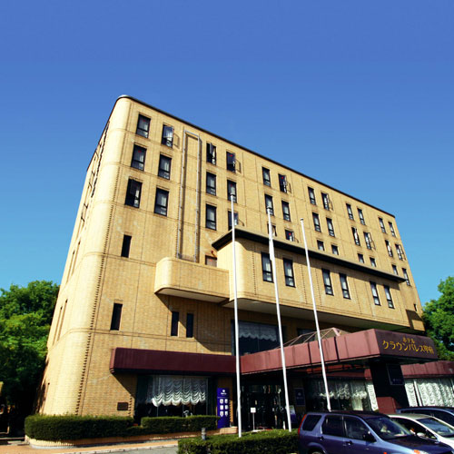 ホテル クラウンパレス 甲府◆楽天トラベル
