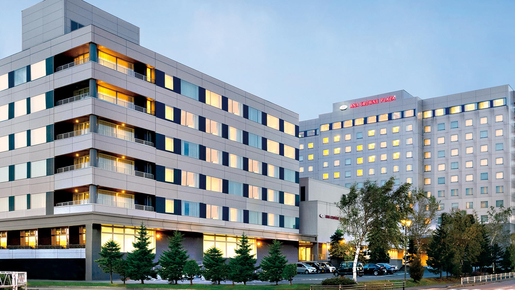 ANA クラウンプラザホテル千歳◆楽天トラベル