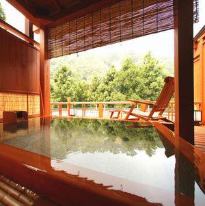 伊香保温泉 人気の露天風呂付客室と鉄人料理が味わえる宿 かのうや