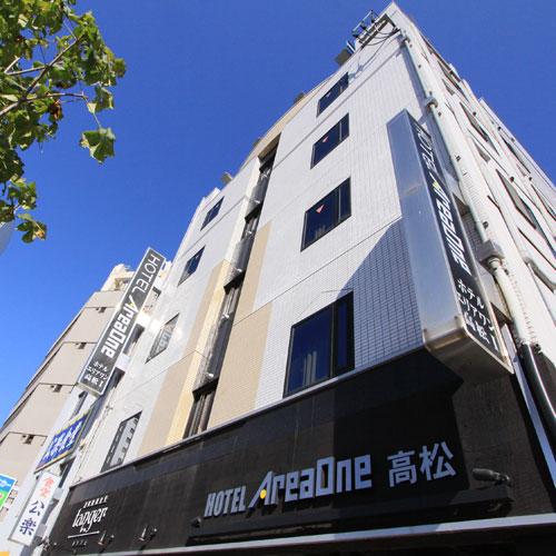 ホテル エリアワン 高松◆楽天トラベル