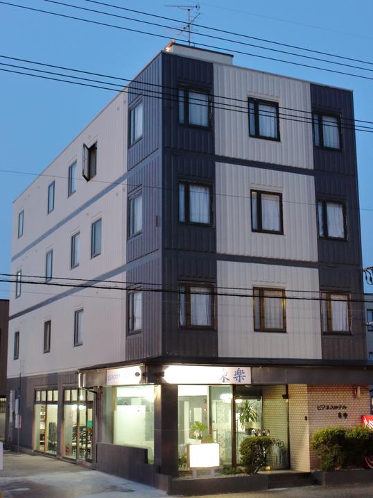 ビジネスホテル 東楽