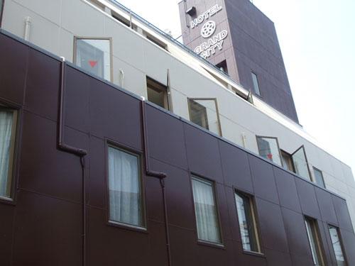 ビジネスホテル グランドシティー 小山◆楽天トラベル