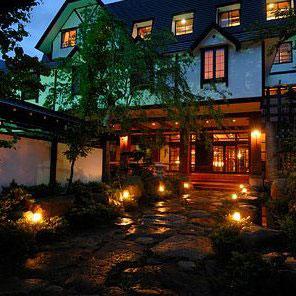 穂高荘 山のホテル