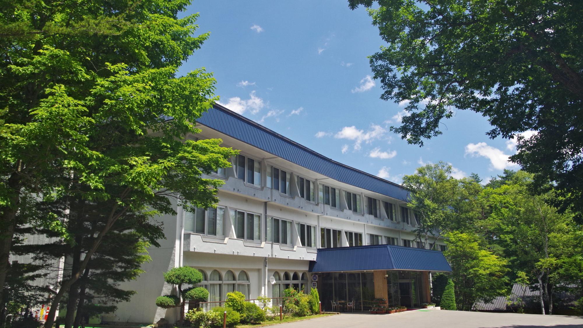 草津温泉 草津スカイランドホテル