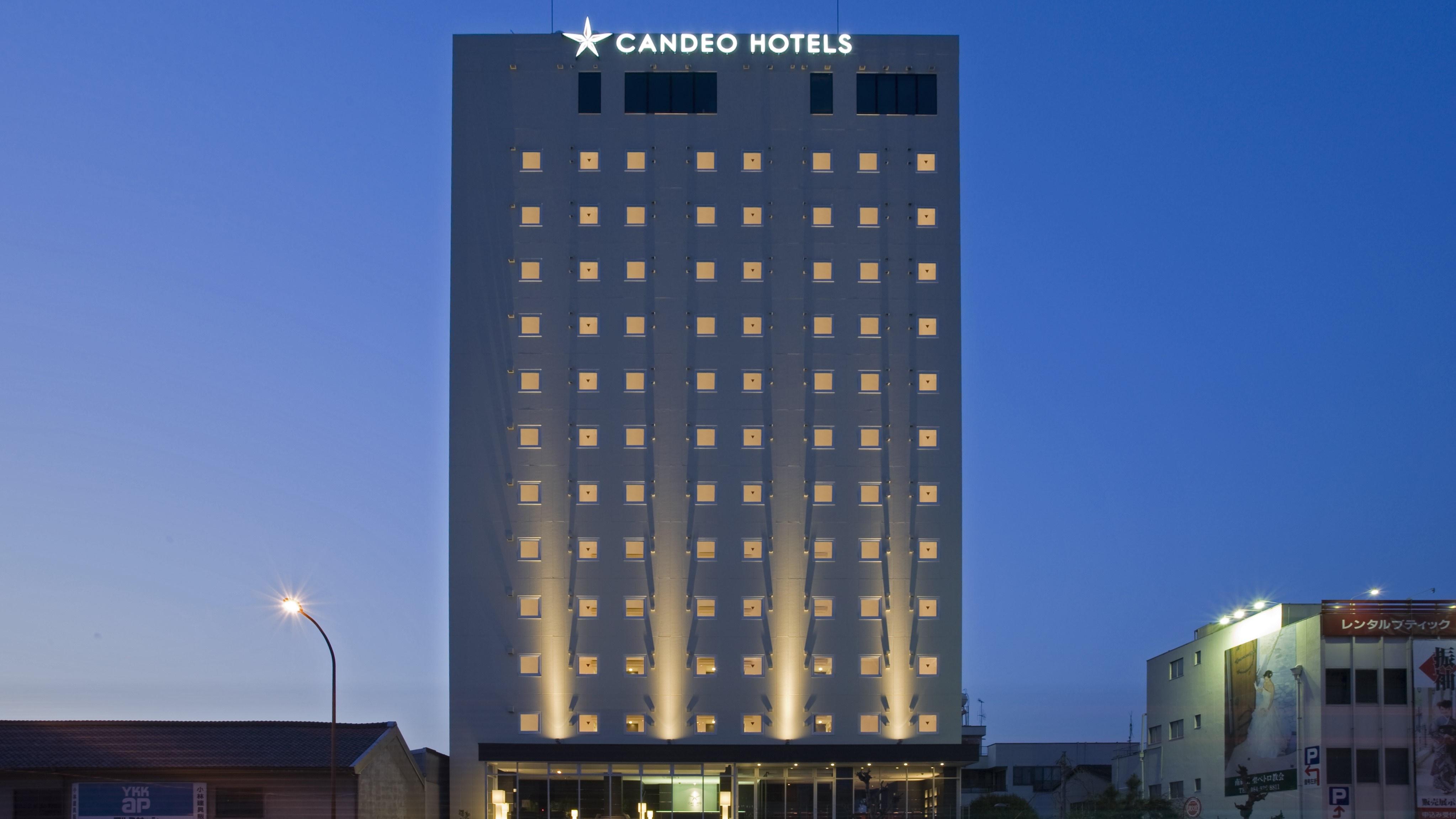 カンデオ ホテルズ 福山◆楽天トラベル