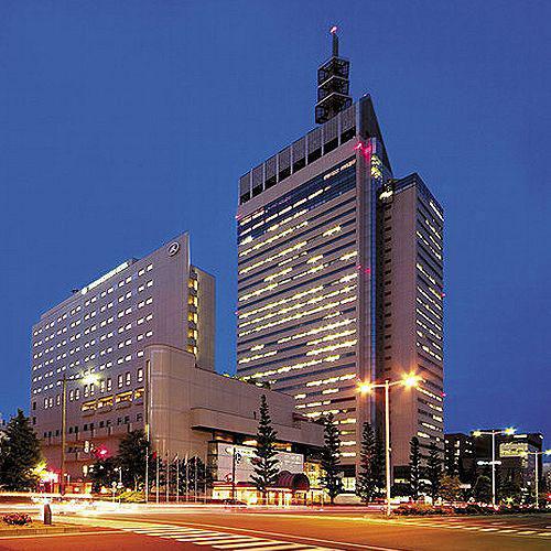 【新幹線+楽天イーグルス観戦チケット付】仙台国際ホテル