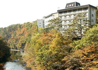 伊東園ホテル 老神 山楽荘◆楽天トラベル