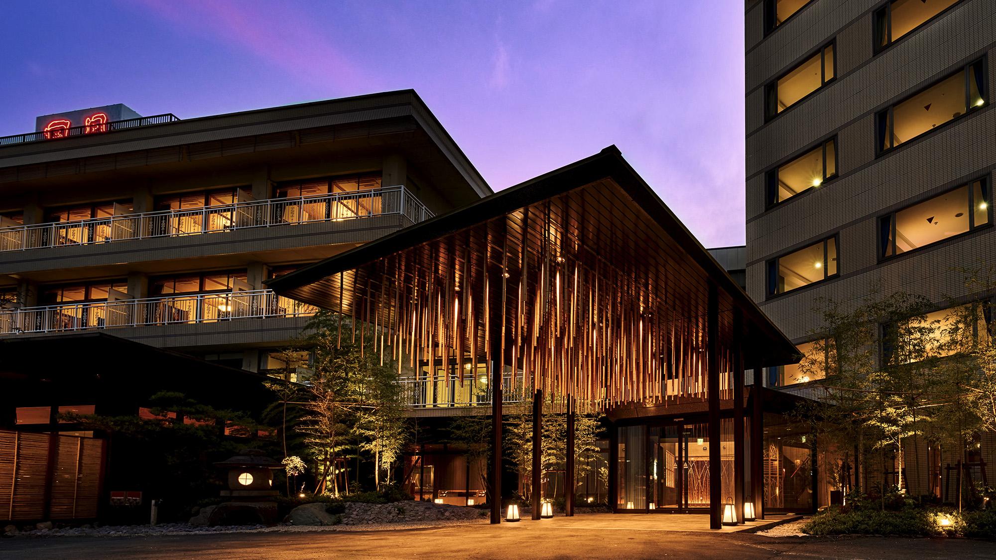鉄輪温泉 ホテル風月 HAMMOND