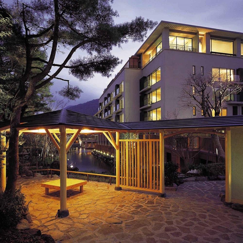 仙石原温泉 ホテルハーヴェスト箱根甲子園
