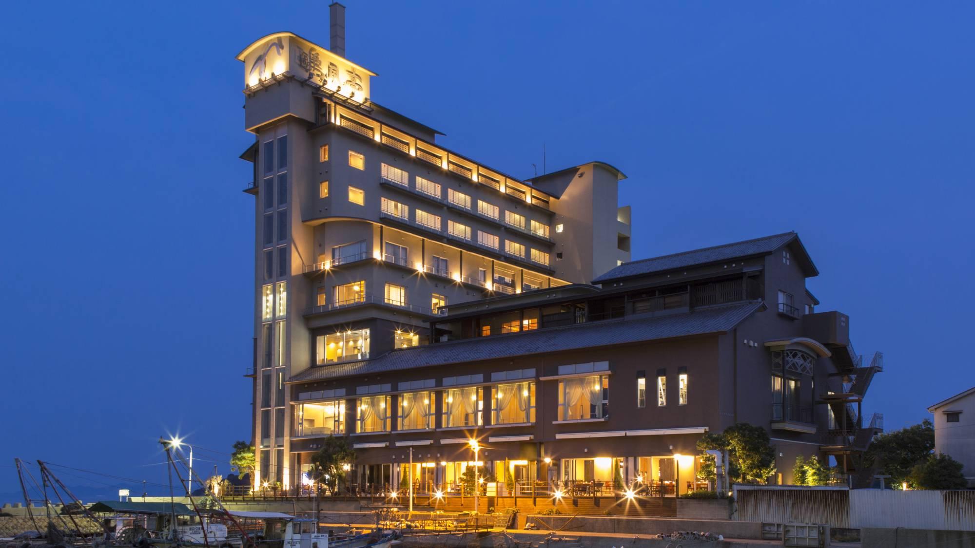 ホテル鴎風亭◆楽天トラベル