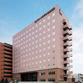 【新幹線+楽天イーグルス観戦チケット付】コンフォートホテル仙台東口