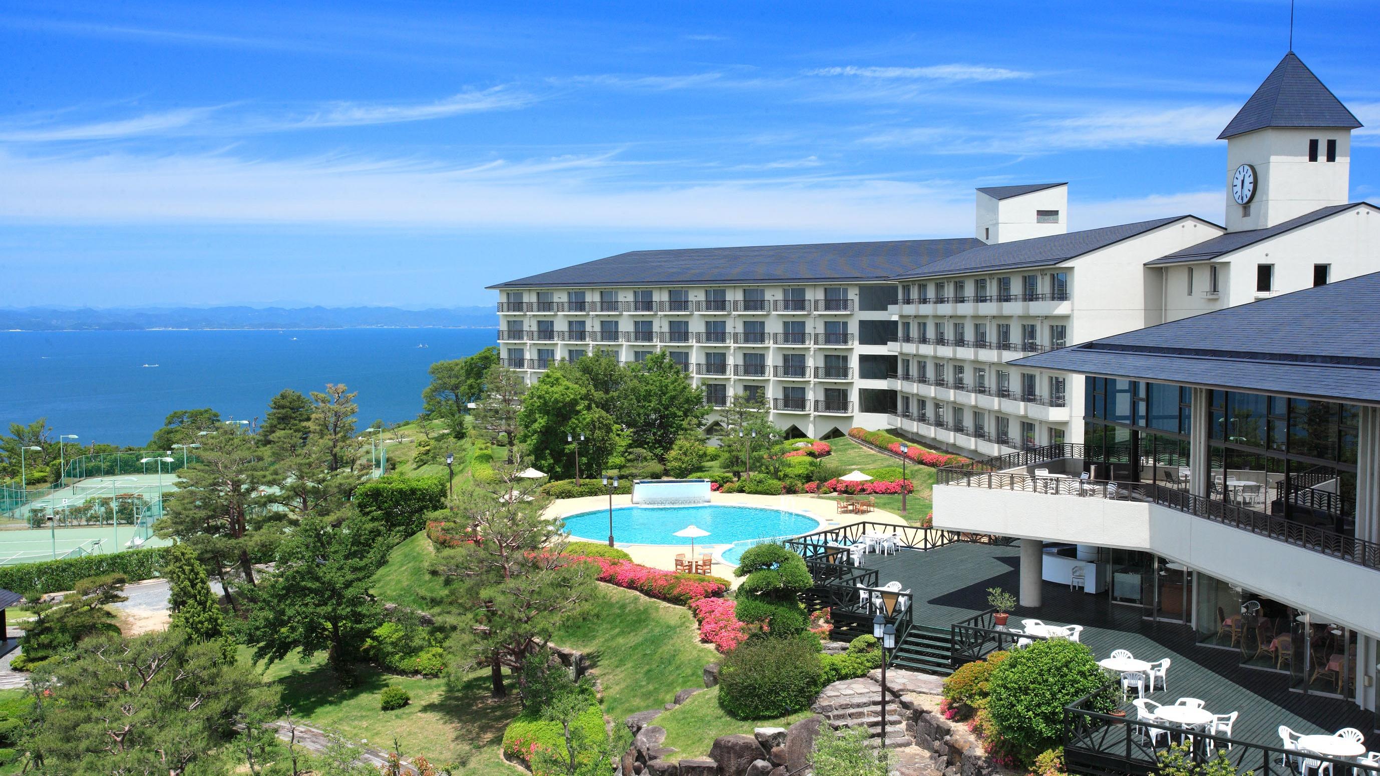 リゾートホテル オリビアン小豆島◆楽天トラベル