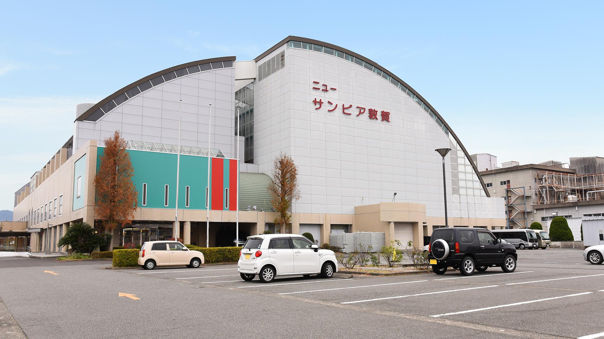 ニュー サンピア 敦賀◆楽天トラベル