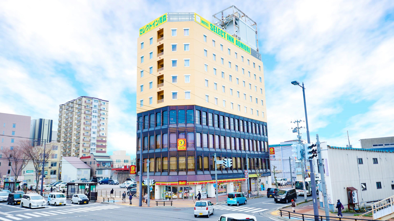 ホテル セレクトイン 青森◆楽天トラベル