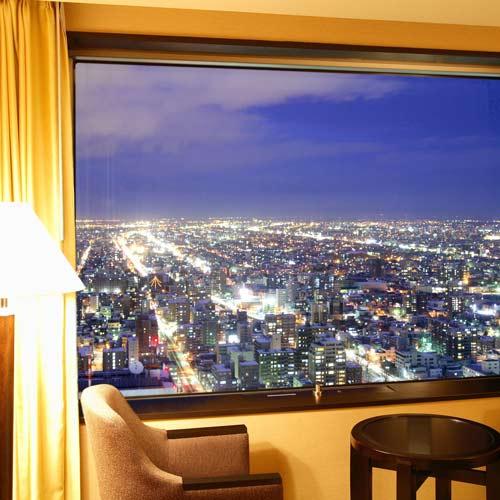 Jr タワー ホテル 日航 札幌