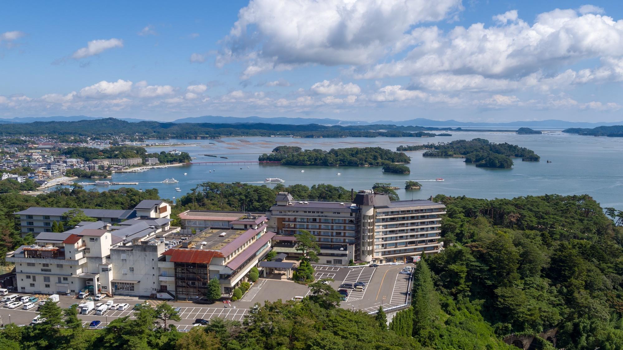 ホテル松島 大観荘◆楽天トラベル