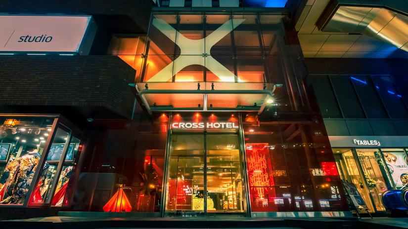 クロス ホテル 大阪◆楽天トラベル