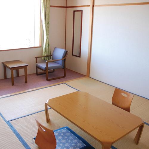 休暇村 茶臼山高原の室内
