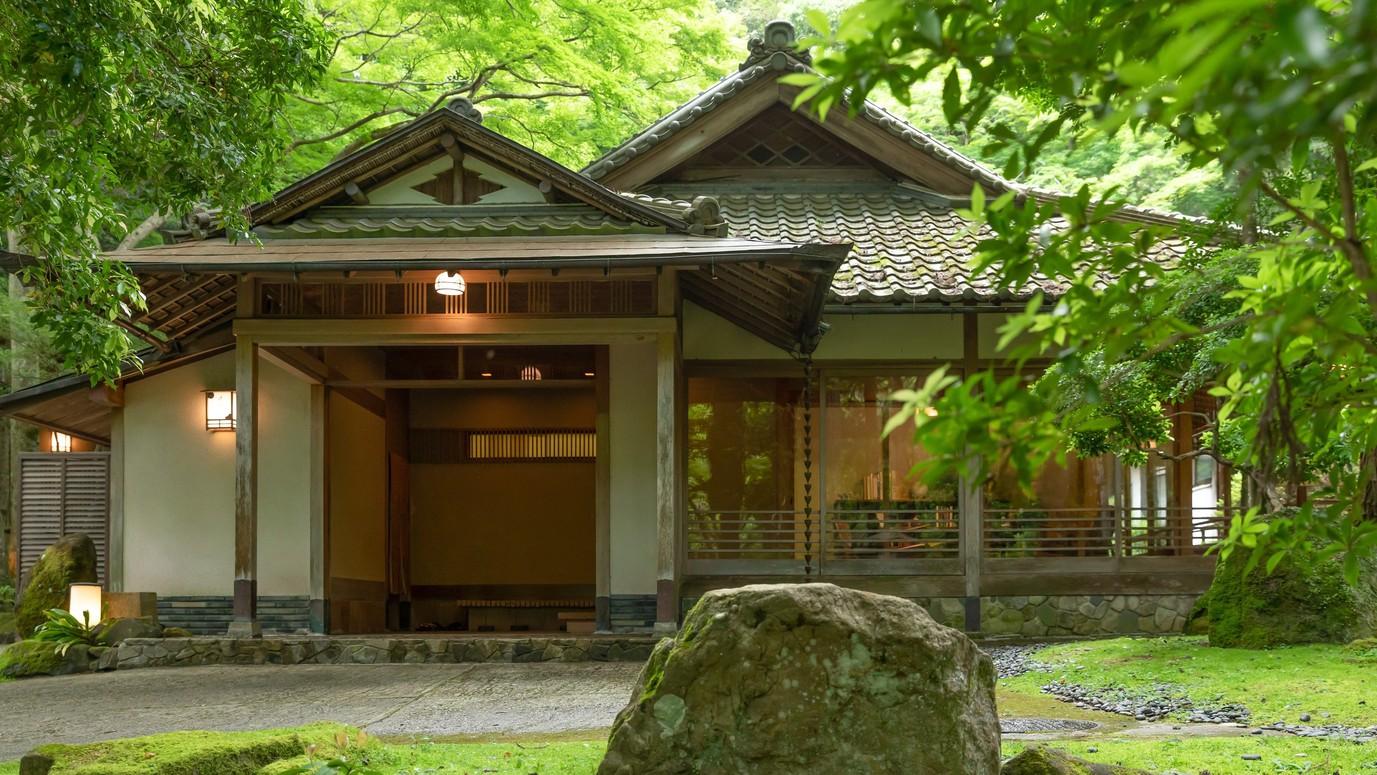 奈良・春日奥山 月日亭◆楽天トラベル