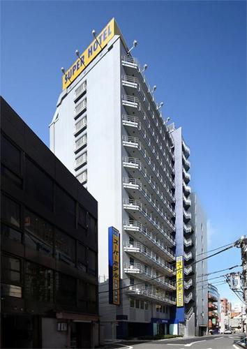 スーパーホテル JR池袋西口◆楽天トラベル