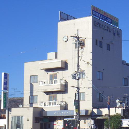 ビジネスホテル芹川◆楽天トラベル