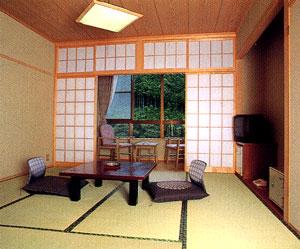 田代別館の部屋