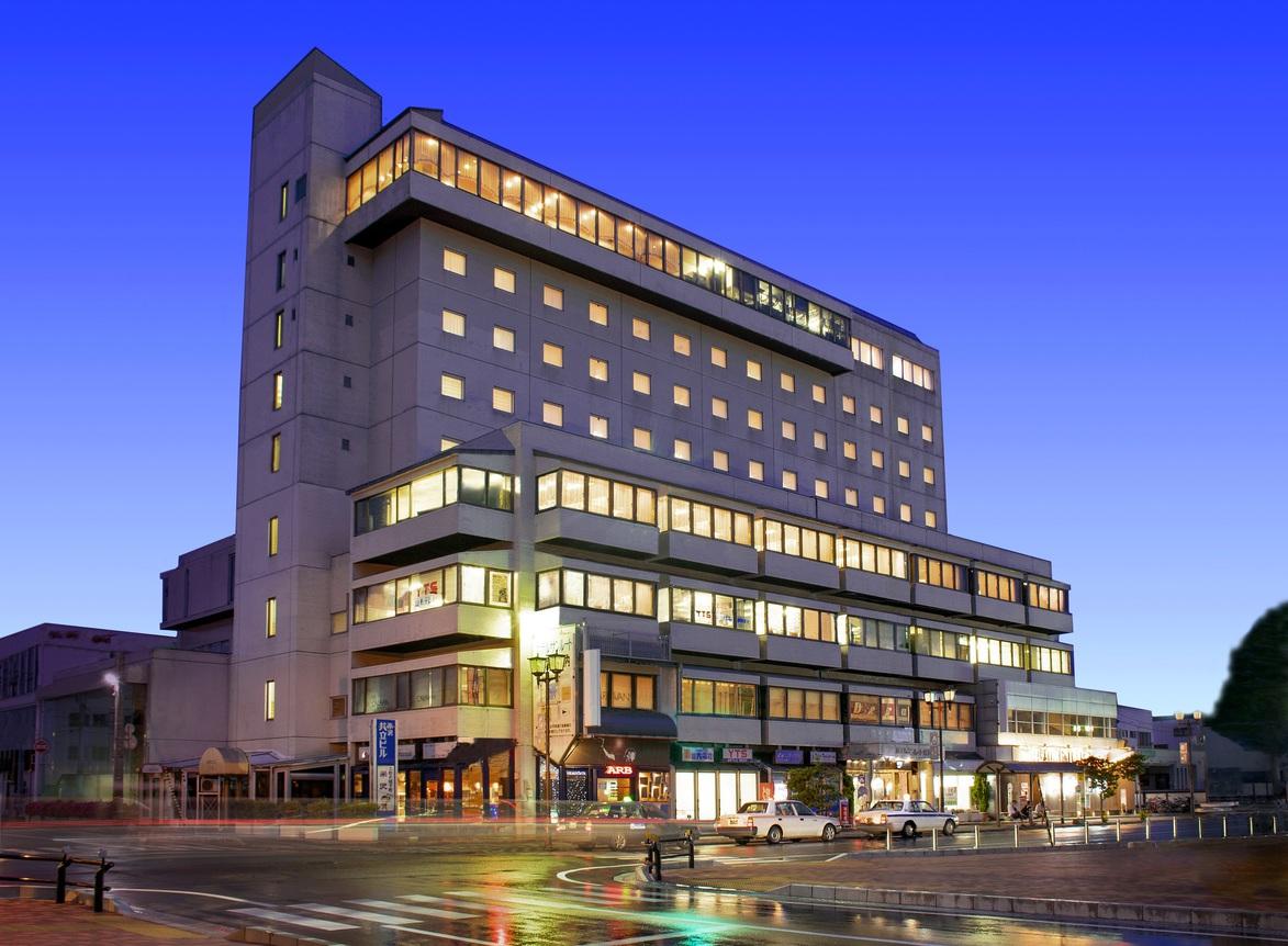 ホテル サンルー ト米沢◆楽天トラベル