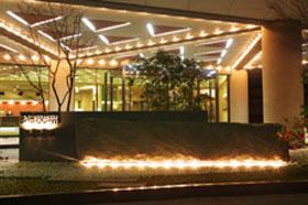 ホテル茶玻瑠(農協観光提供)
