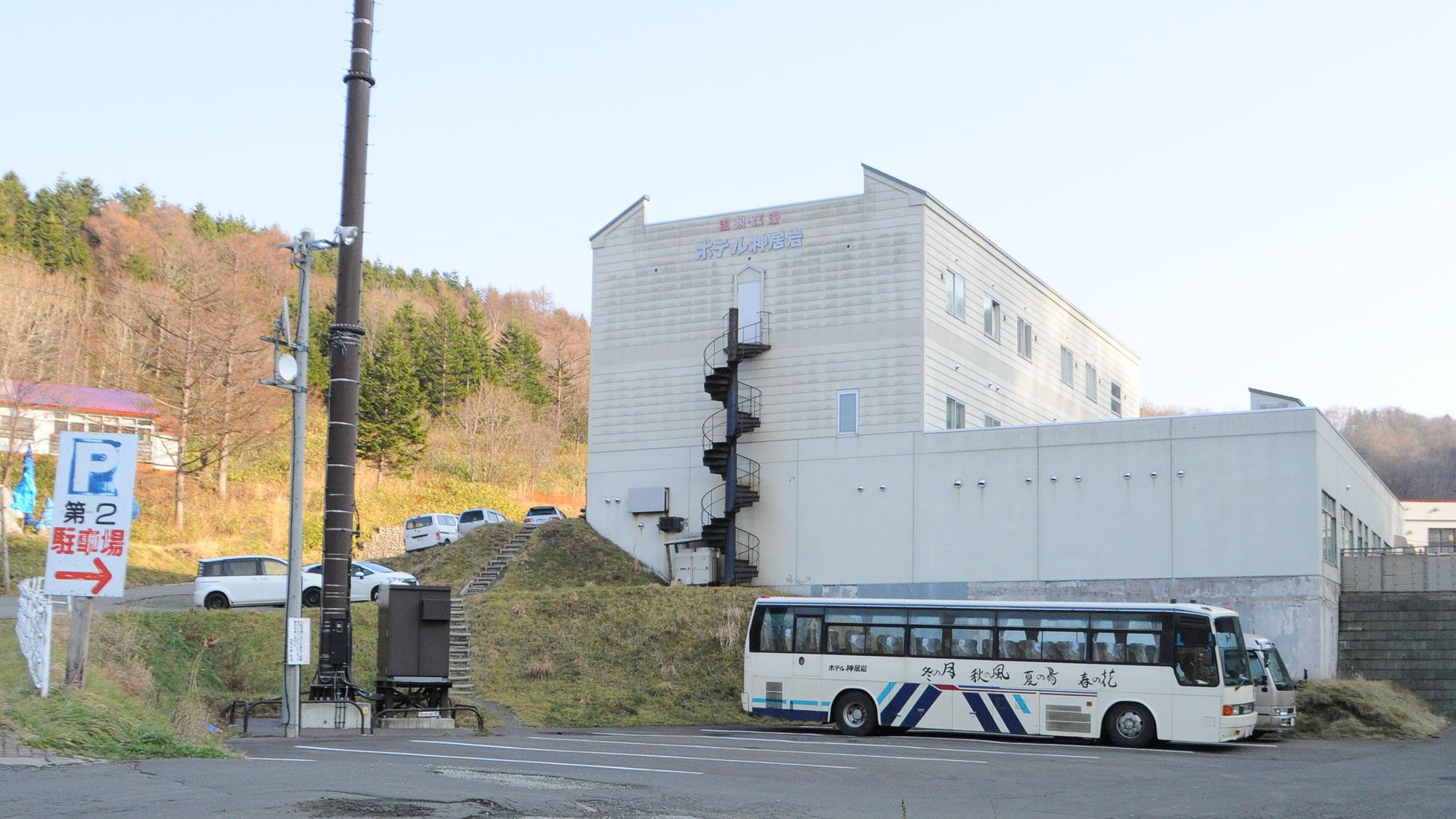 ホテル 神居岩◆楽天トラベル