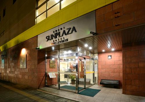 奄美サンプラザホテルの概観