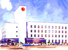 横手ステーションホテル