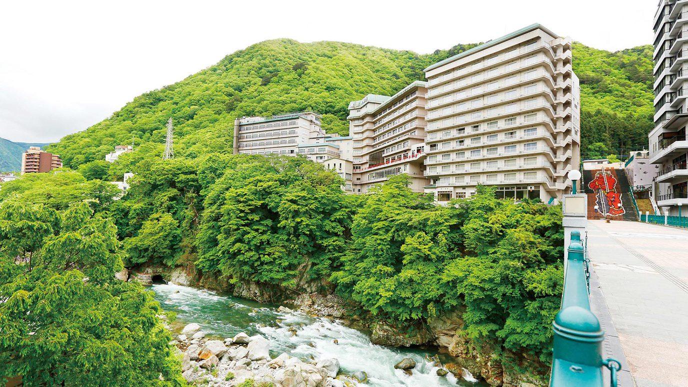 ホテル鬼怒川 御苑◆楽天トラベル