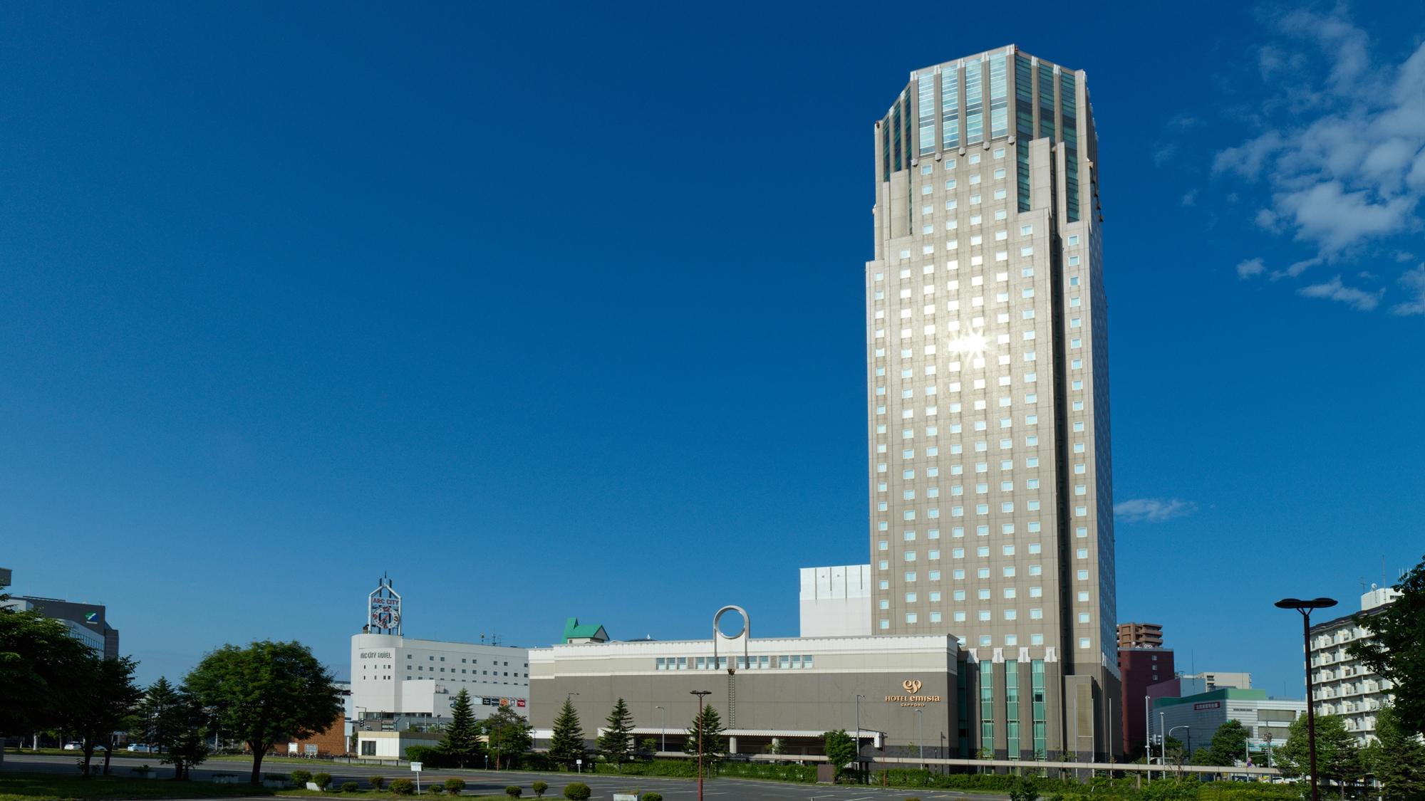 ホテル エミシア 札幌◆楽天トラベル