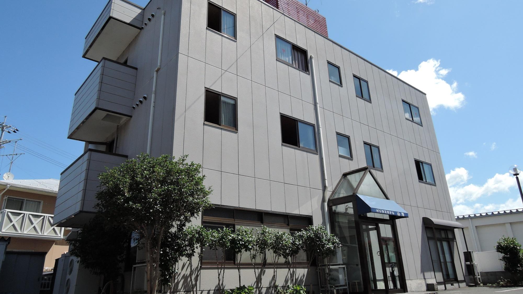 ビジネスホテル 山海◆楽天トラベル