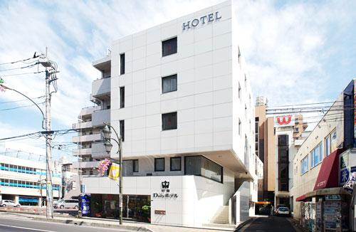 朝霞デイリーホテル(旧:朝霞第一ホテル)