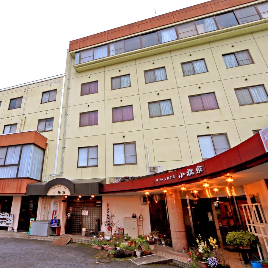 グリーンホテル 小松家◆楽天トラベル