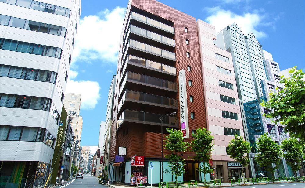 ホテル 日本橋サイボー