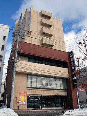 ホテル メイツ 旭川◆楽天トラベル