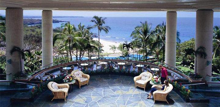 �n�v�i�r�[�`�v�����X�z�e�� (Hapuna Beach Prince Hotel)
